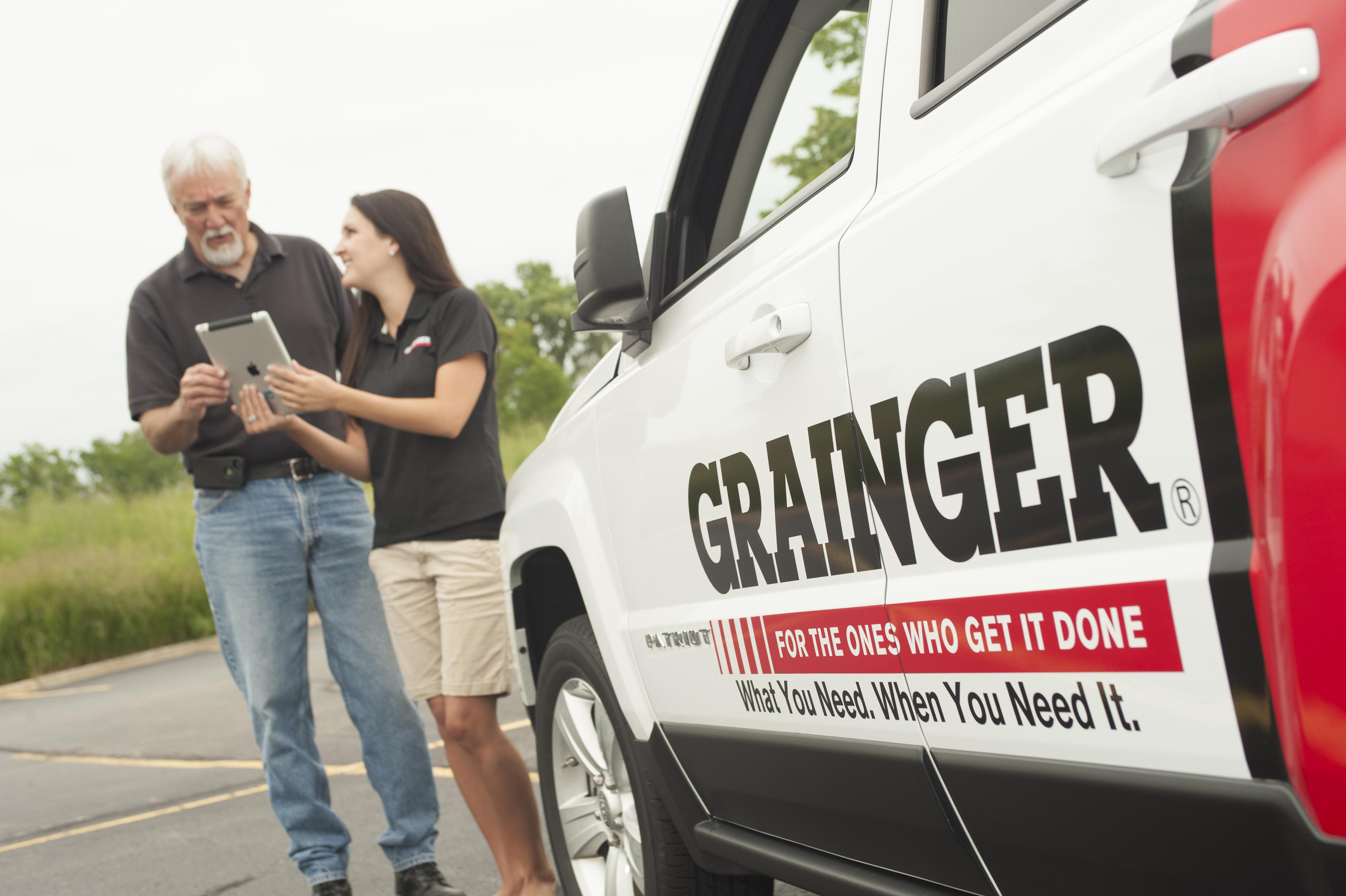 W W Grainger Distribution