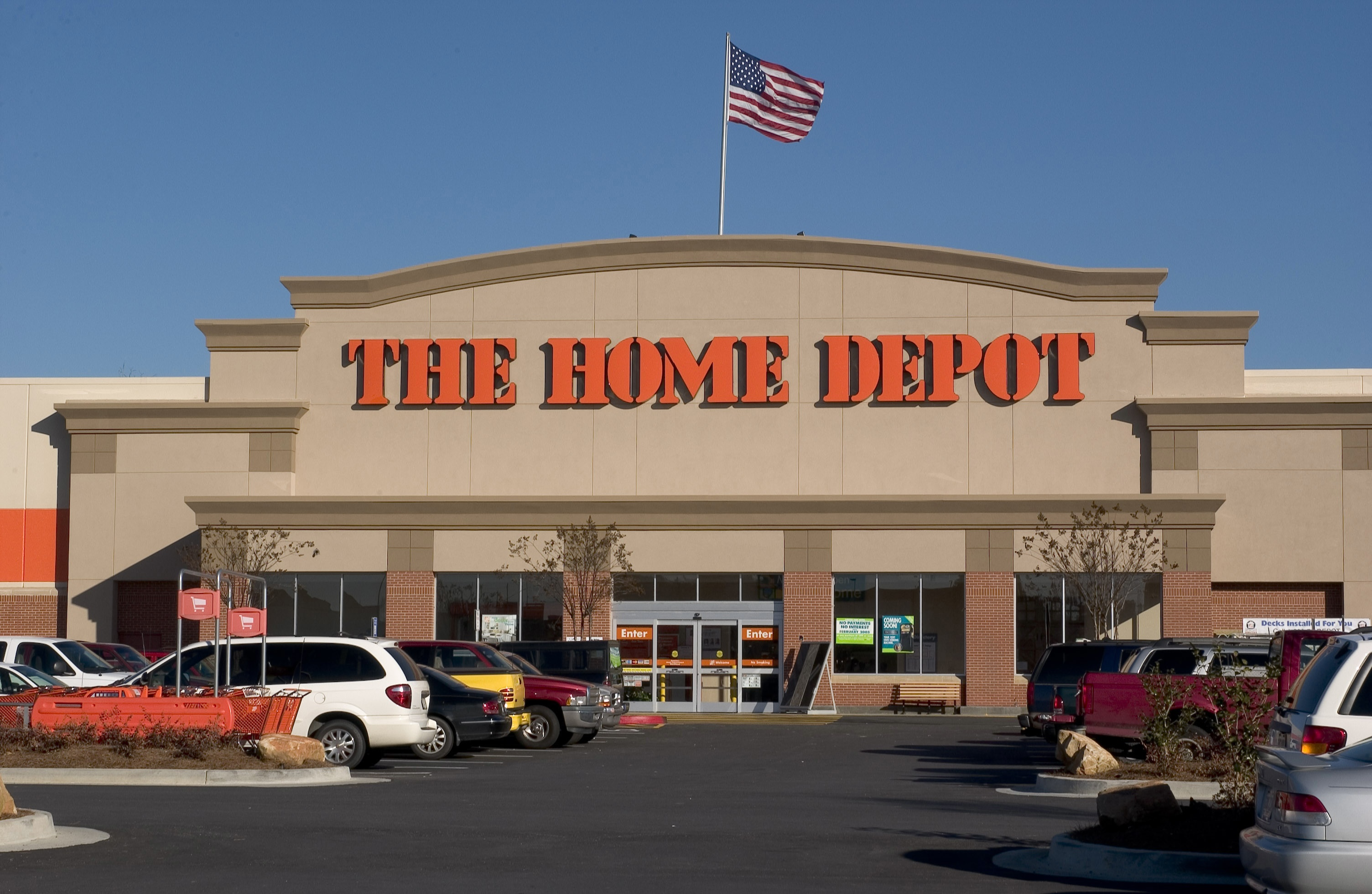 Home depot dividend stock analysis hd dividend value for Shop home depot