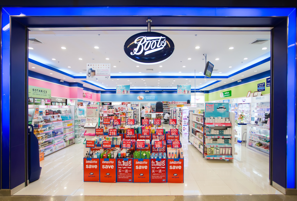 Boots Alliance Store